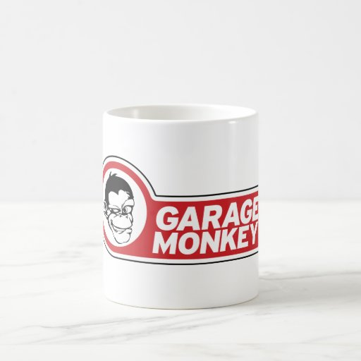 Taza de café de GarageMonkey