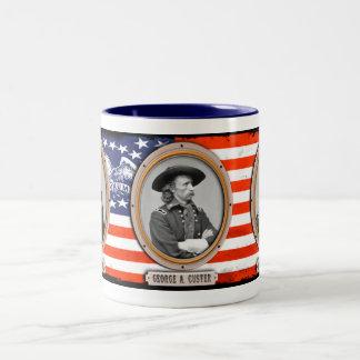 Taza de café de George A. Custer