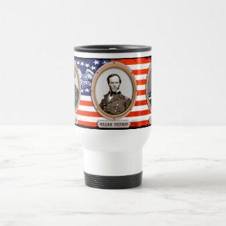 Taza de café de Guillermo T. Sherman Travel
