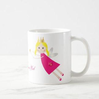 Taza de café de hadas de princesa Wish, actual ide