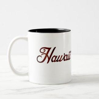Taza de café de Hawaii