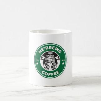 Taza de café de He'Brews