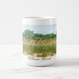 Taza de café de Hilton Head