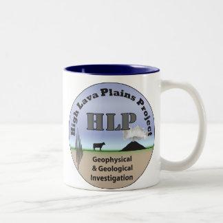 Taza de café de HLP