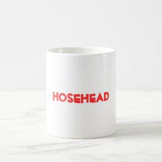 Taza de café de Hosehead