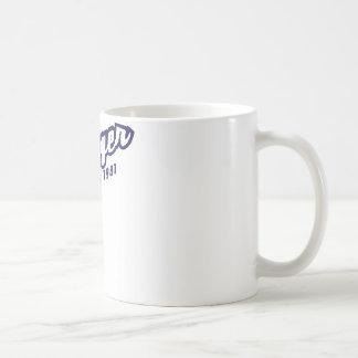 Taza de café de Hugger de la lanzadera desde 1981
