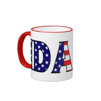 Taza de café de Idaho