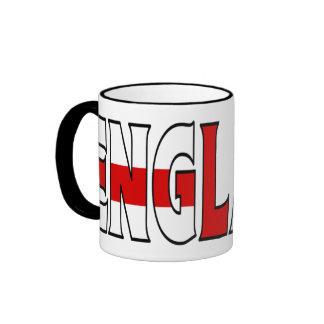 Taza de café de Inglaterra