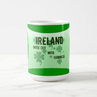 Taza de café de Janz Irlanda