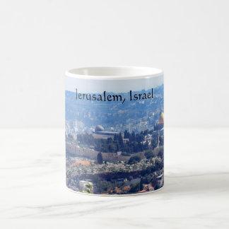 Taza de café de Jerusalén, Israel