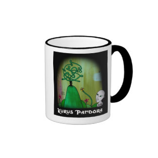 Taza de café de Kurus Pandora