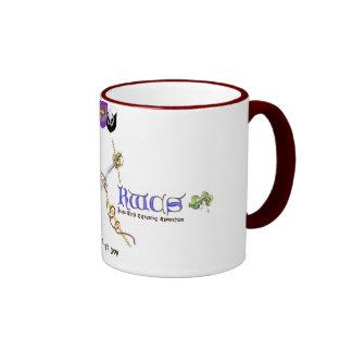 Taza de café de KWAR/KWCS