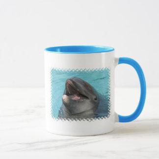 Taza de café de la aleta