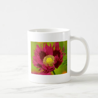 Taza de café de la amapola II