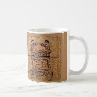Taza de café de la Arca de la Alianza