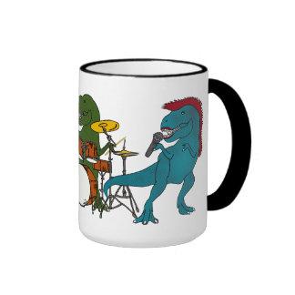 Taza de café de la banda de rock de T-Rex