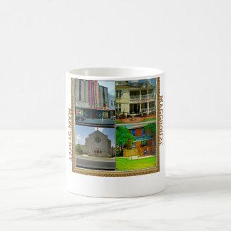 Taza de café de la calle principal de MaggHouze