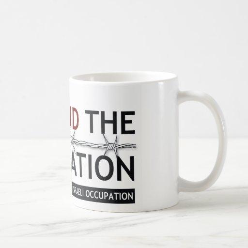 Taza de café de la campaña de los E.E.U.U.