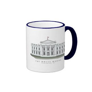 Taza de café de la Casa Blanca
