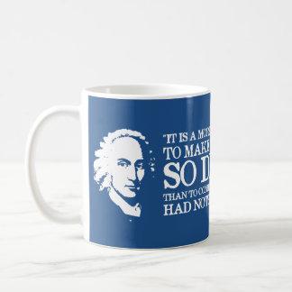 Taza de café de la cita de Jonathan Edwards