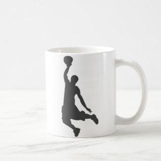 Taza de café de la clavada