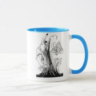 Taza de café de la estocada de Muskie