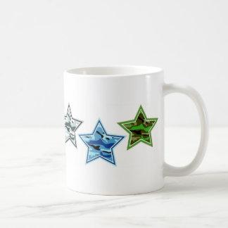 Taza de café de la estrella
