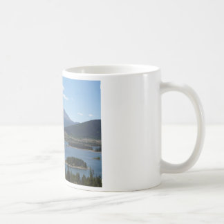 Taza de café de la foto de Dillon Colorado del lag