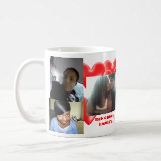 Taza de café de la foto de Personlized