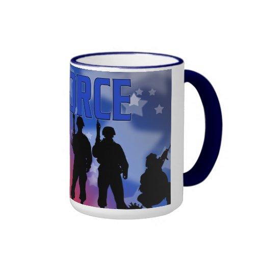 Taza de café de la fuerza aérea