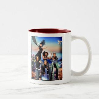 "Taza de café de la ""génesis"" de Xander"