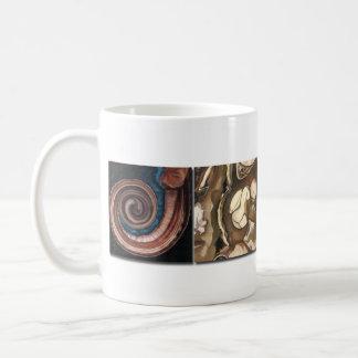 ¡ Taza de café de la habitación de la cóclea