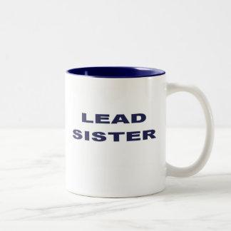 Taza de café de la hermana de la ventaja de Karen