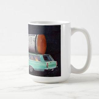 Taza de café de la hora feliz de la enfermedad