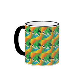 Taza de café de la isla de Hawaii Oahu