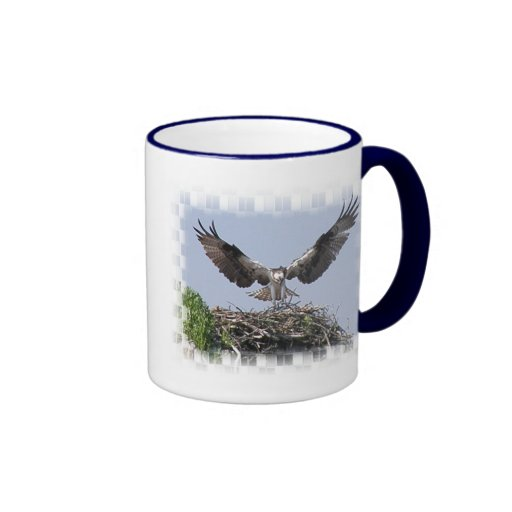 Taza de café de la jerarquía de Osprey