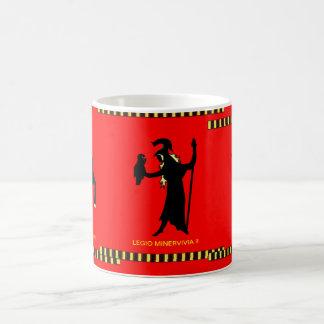 Taza de café de la legión