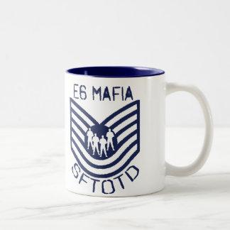 Taza de café de la mafia E6
