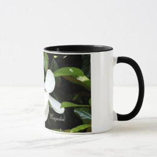 TAZA DE CAFÉ DE LA MAGNOLIA