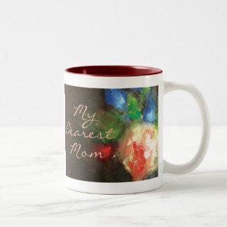 taza de café de la mamá