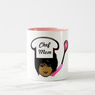 Taza de café de la mamá del cocinero