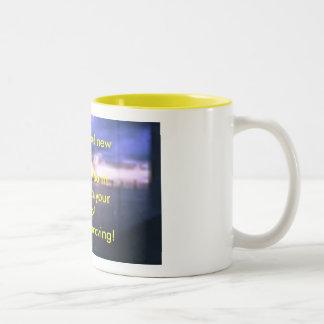 Taza de café de la mañana de VizDaVox