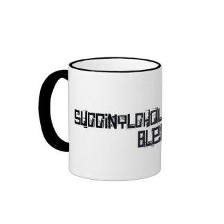 Taza de café de la mezcla de Succinylcholine