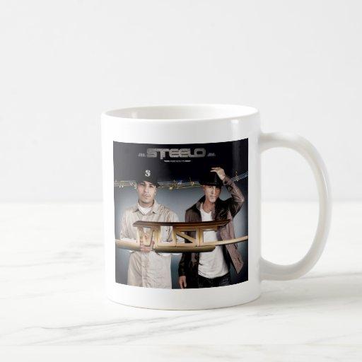 "Taza de café de la ""MÚSICA"""