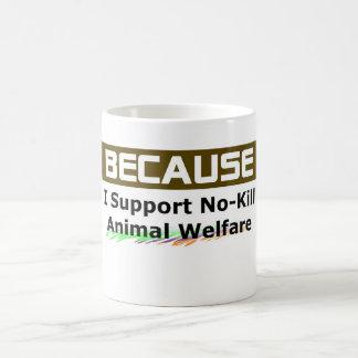 Taza de café de la No-Matanza