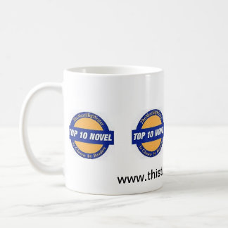 Taza de café de la novela del top 10 de TNBW