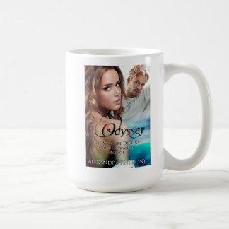 Taza de café de la odisea de Alexandra Anthony