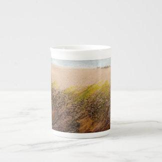 Taza de café de la pintura del café taza de porcelana