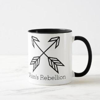 Taza de café de la rebelión del capricho
