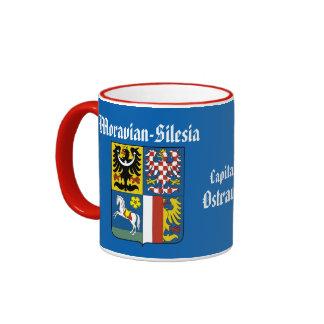 Taza de café de la República Checa de